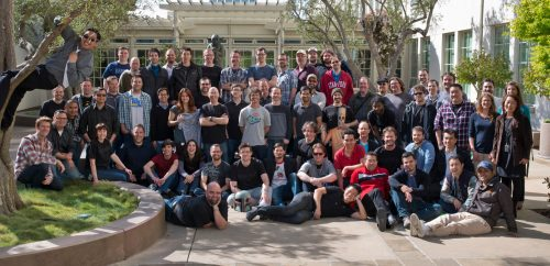 LucasArts_1313 Team Photo