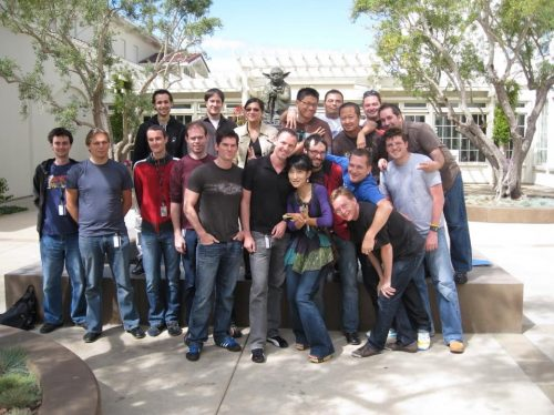LucasArts_Team 3 Photo